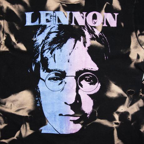 """90's John Lennon Bootleg """"Bleached & Boro"""""""