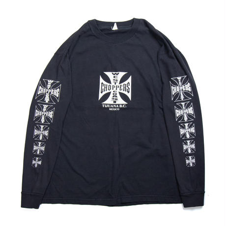 "WEST COAST CHOPPERS ""OG CROSS LOGO"""