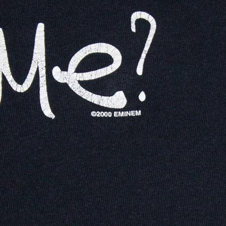 "'2000 Eminem The Marshall Mathers LP ""Remember Me?"""