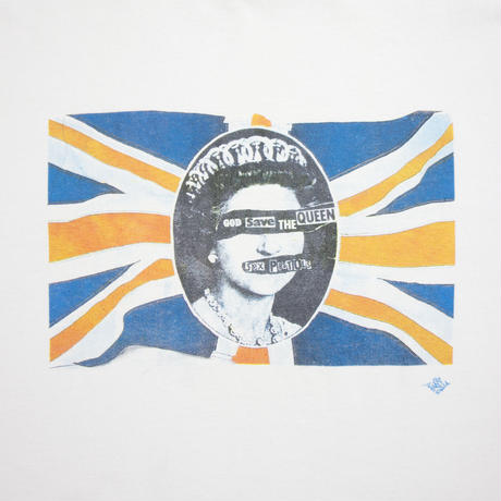 """90's Sex Pistols """"God Save The Queen"""""""