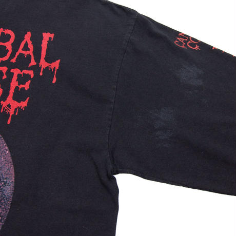 """90's Cannival Corpse """"Live Cannibalism"""""""