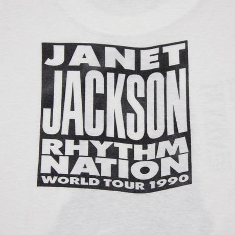 "90's Janet Jackson ""Rhythm Nation World Tour"""