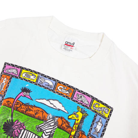'95 Human-i-Tees Illustration Animal