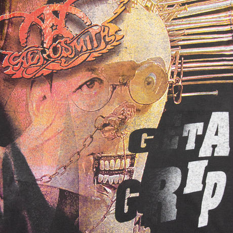 "90's Aerosmith ""Get a Grip"""