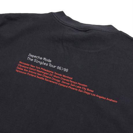 "'98 Depeche Mode ""The Singles 86>98 Tour"""