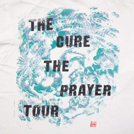 """'89 The Cure """"The Player Tour"""" Disintegration"""