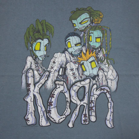 """'99 Korn """"Issues"""""""
