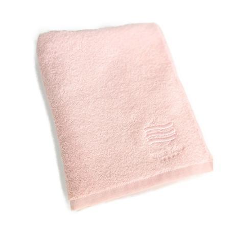 「ふわふわのスポーツタオル」(ピンク)