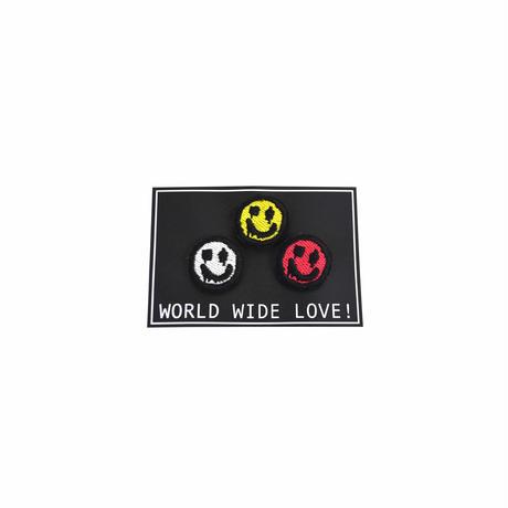 【WWL!】デッドスマイルminiバッジセット