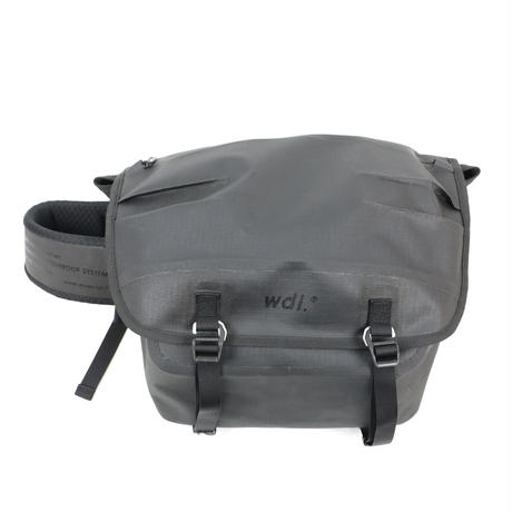 'DRY PACK'serise -CITY MESSENGER /BLACK (VBOF-4952)