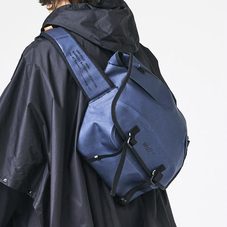 'DRY PACK'serise -CITY MESSENGER /NAVY (VBOF-4952)