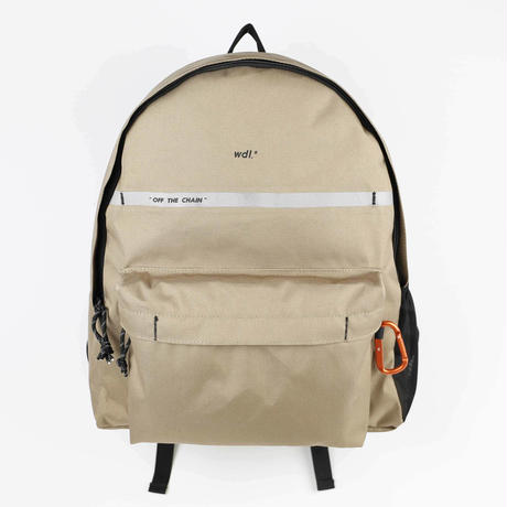 Reflective Cordura Big Pack / BEIGE (VBOM-5147)