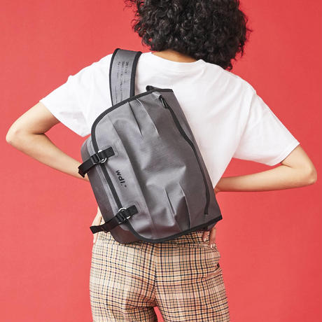 'DRY PACK'serise -CITY MESSENGER /GRAY (VBOF-4952)
