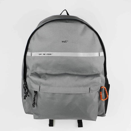 Reflective Cordura Big Pack / GRAY (VBOM-5147)