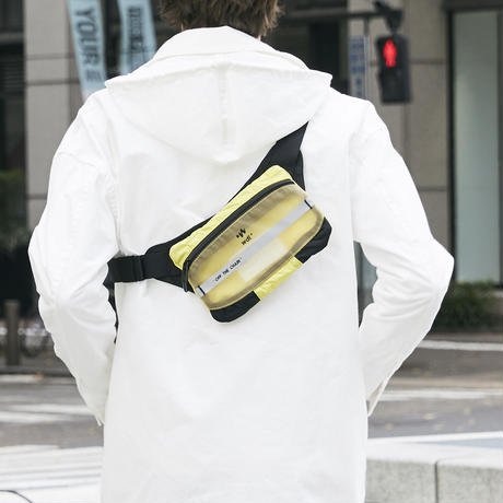 Lightning Pocket Pack / YELLOW×SILVER (VBOM-5145)