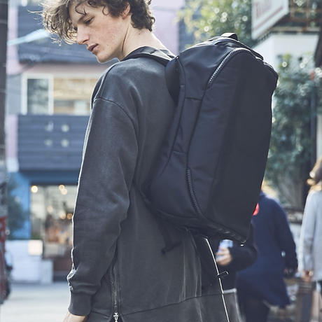 【CITY】TRAVEL BACKPACK /BLACK(VBOM-4502)