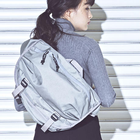 【CITY】COMMUTER MESSENGER /GRAY (VBOM-3839)