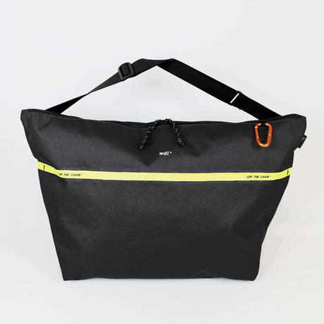 Reflective Cordura Big Shoulder / BLACK (VBOM-5148)