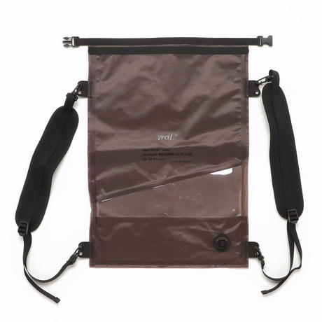 GEAR KNAPSACK/BROWN (VBOF-4943)