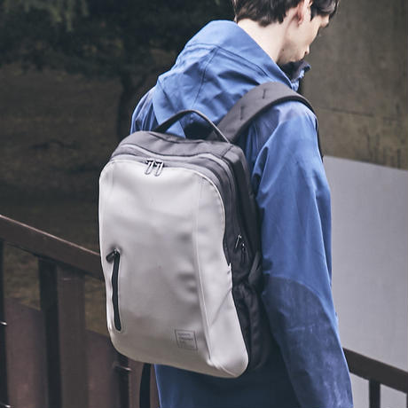 【HUNT】Crimping Backpack/GRAY (VBOM-4635)