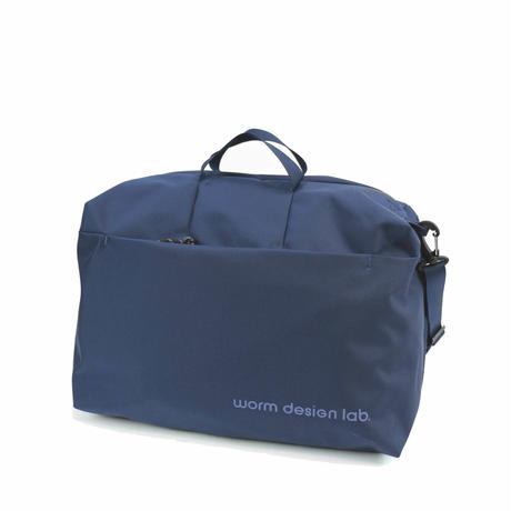 【CITY】COMMUTER SQUARE /NAVY (VBOM-3840)