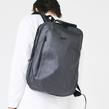 'DRY PACK'serise -CITY ROUNDPACK / GRAY (VBOF-4951)