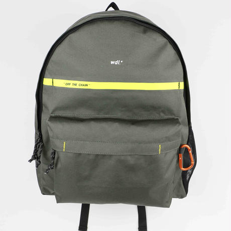 Reflective Cordura Big Pack / KHAKI (VBOM-5147)