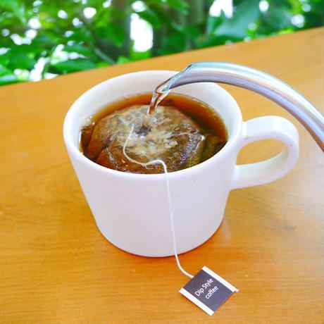 Dipタイプコーヒーバッグ ミディアムロースト 6コセット