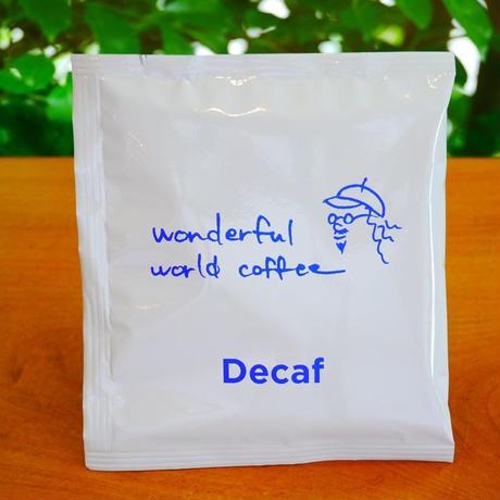 Dipタイプコーヒーバッグ ディカフェ 6コセット