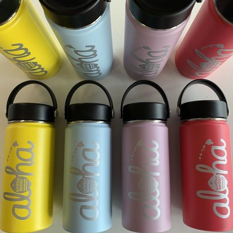 【人気色】ワウワウレモネード Hydro Flask 日本仕様 レモン 18oz ワイドマウス