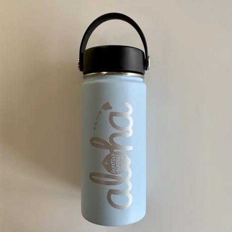 【新色】ワウワウレモネード Hydro Flask 日本仕様 フロスト(Frost) 16oz ワイドマウス