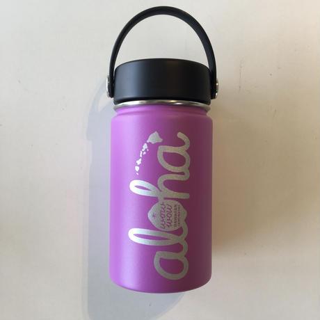 【再入荷】ワウワウレモネード Hydro Flask 日本仕様 ラズベリー 12oz ワイドマウス