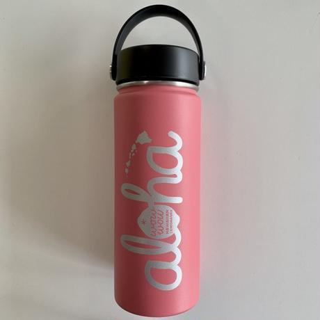 【ラスト】ワウワウレモネード Hydro Flask 日本仕様 ウォーターメロン18oz ワイドマウス