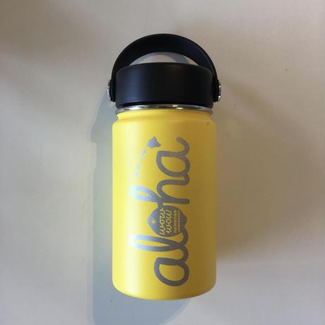 【再入荷】ワウワウレモネード Hydro Flask 日本仕様 レモン 12oz ワイドマウス
