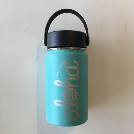 【再入荷】ワウワウレモネード Hydro Flask 日本仕様 ミント 12oz ワイドマウス