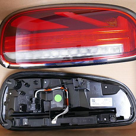 BMW MINI純正部品 F54 pre-LCI CLUBMAN用ユニオンジャック リアライト LED仕様 テールライト