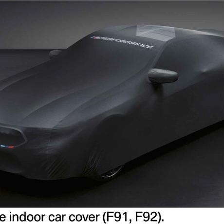 BMW純正部品 M PERFORMANCE F91 F92 F93 M8用 インドア ボディー カバー