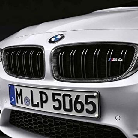 BMW純正部品 M PERFORMANCE F80 M4用カーボン キドニー グリル