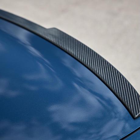 BMW純正 G22 4シリーズ用 M カーボン リアスポイラー