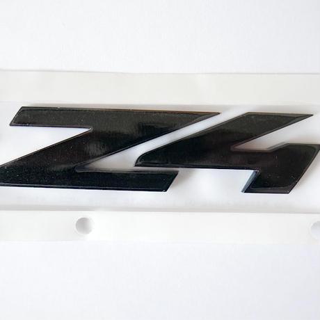 BMW純正 G29 Z4 ブラック モデルレター エンブレム Black Painting Letterings.