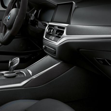 BMW G20 G21 3シリーズ用M PERFORMANCEインテリアトリム -カーボン・アルカンタラ