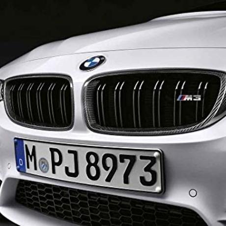 BMW純正部品 M PERFORMANCE F80 M3用カーボン キドニー グリル