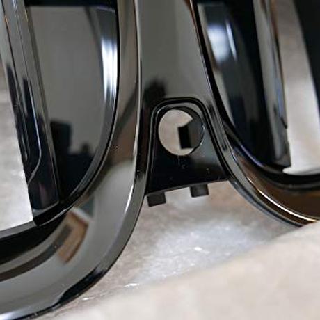 BMW純正部品 M PERFORMANCE G20 ニュー3シリーズ ブラック キドニー グリル パークアシストシステムプラス仕様車用