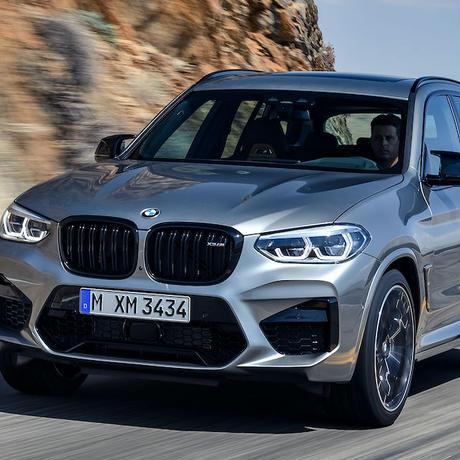 BMW純正部品///Mモデル用Mカーボンミラー後付キット G01 X3 G02 X4 G05 X5 G06 X6 G07 X7