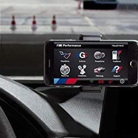 BMW純正部品 M PERFORMANCE DRIVE ANALYSER ドライブアナライザー ドライブレコーダー 全車種 スマートフォンに録画