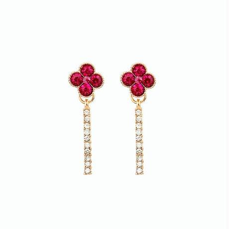 pink flower Pierce