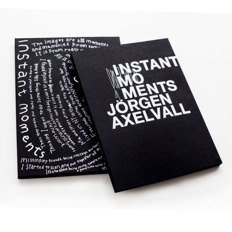 Jorgen Axelvall 『INSTANT MOMENTS』