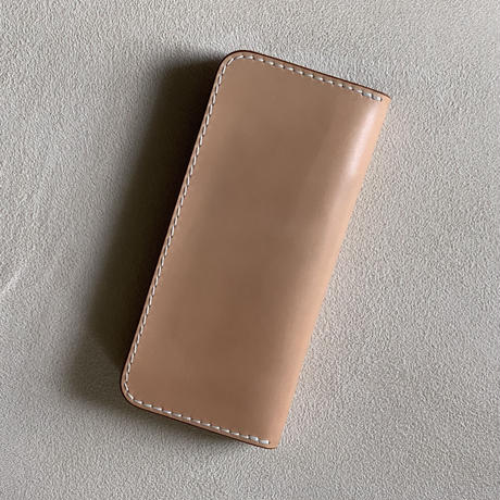 "Long Wallet  ""AKOGI""  Natural"