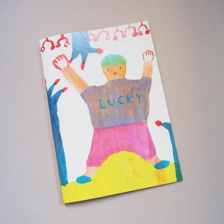 LUCKY ⟡ DRAWING ZINE