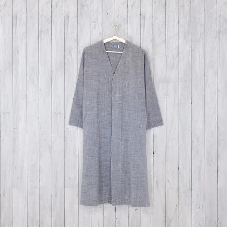 #パンツスタイルのためのデニムコート 品番:1117800 カラー:クラウド
